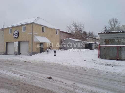 Гараж, P-13781, Салтикова-Щедріна, Київ - Фото 1