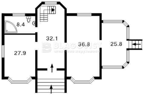 Дом G-12776, Федьковича, Киев - Фото 2