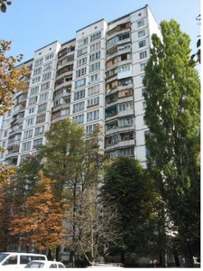 Квартира Зодчих, 68, Київ, Z-814851 - Фото