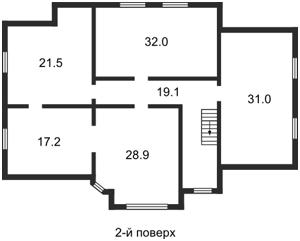 Будинок Уральська, Київ, G-10229 - Фото2