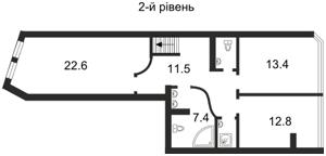 Квартира Перемоги просп., 107, Київ, Z-863209 - Фото 3
