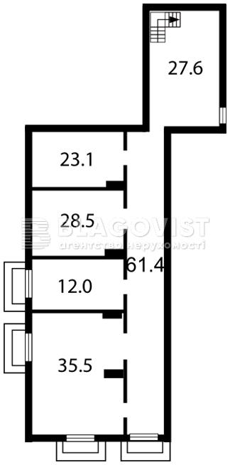 Офіс, A-90412, Голосіївський проспект (40-річчя Жовтня просп.), Київ - Фото 4