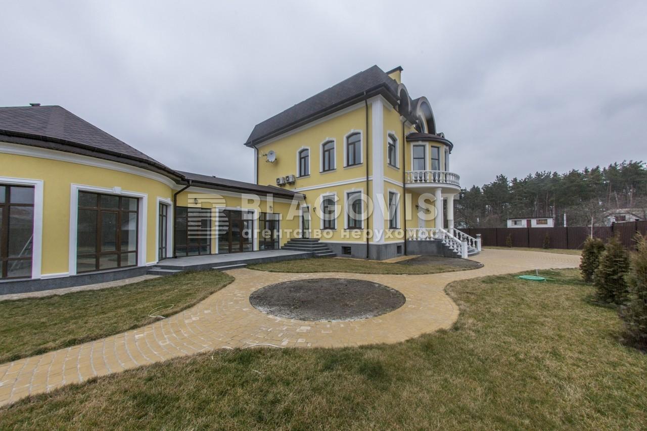 Дом M-23183, Лесная (Бортничи), Киев - Фото 1