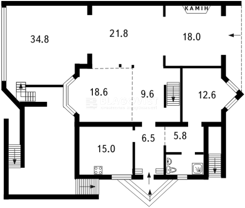 Будинок, J-12375