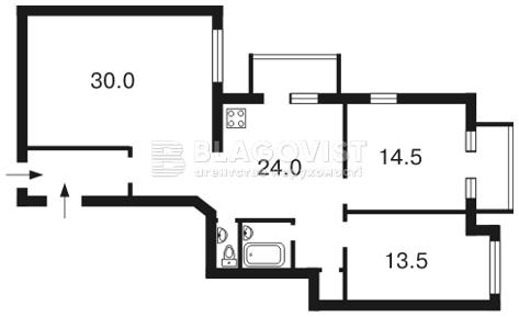 Квартира C-63085, Михайловская, 19, Киев - Фото 4