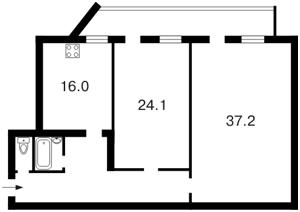 Квартира В.Житомирська, 12, Київ, G-678 - Фото2