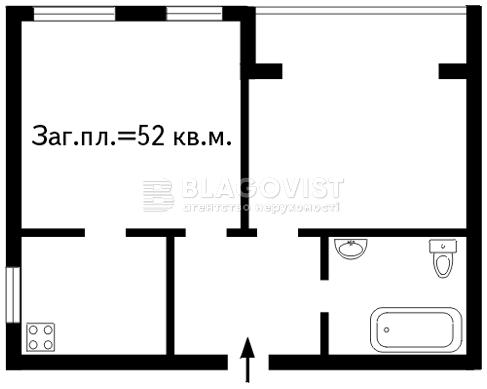 Квартира Z-561005, Шота Руставели, 44, Киев - Фото 6
