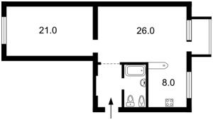 Квартира Лютеранская, 30, Киев, B-81701 - Фото2