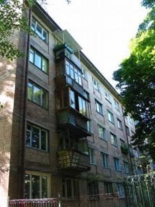 Квартира Капніст Марії (Желябова), 10, Київ, P-27407 - Фото