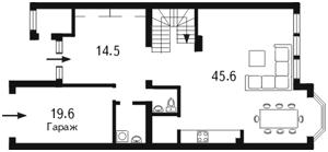 Дом Козин (Конча-Заспа), B-77615 - Фото1