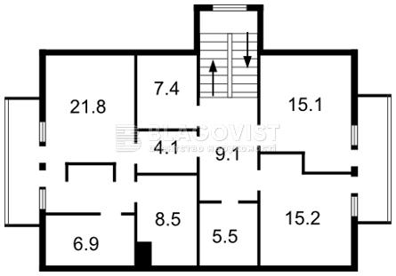 Дом F-24490, Плюты (Конча-Заспа) - Фото 4