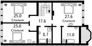 Будинок Козин (Конча-Заспа), C-79704 - Фото2