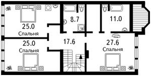 Будинок Козин (Конча-Заспа), C-79703 - Фото2