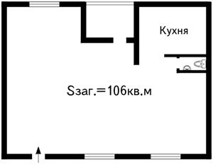 Офіс, Касіяна В., Київ, L-6104 - Фото 2