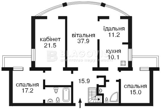 Квартира M-3707, Златоустовская, 10/12, Киев - Фото 4