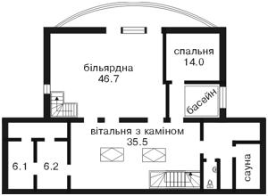 Apartment Zolotoustivska, 10/12, Kyiv, M-3707 - Photo 3