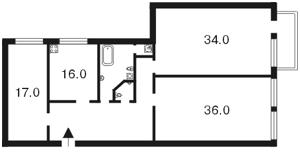 Квартира A-83502, Заньковецької, 4, Київ - Фото 2