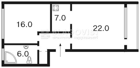 Квартира C-83511, Круглоуніверситетська, 2/1, Київ - Фото 4