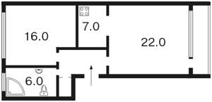 Квартира Круглоуніверситетська, 2/1, Київ, C-83511 - Фото2