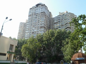 Apartment Sviatoshynska square, 1, Kyiv, Z-1648418 - Photo