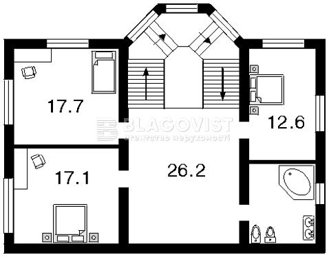 Будинок Z-611211, Військова, Київ - Фото 4