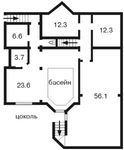 Будинок Крутогірна, Київ, D-13241 - Фото2