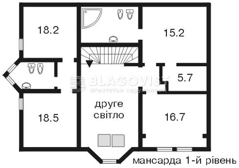 Дом D-13241, Крутогорная, Киев - Фото 3