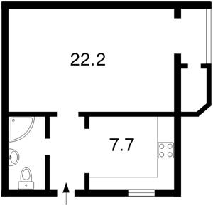 Квартира C-89829, Пушкинская, 39, Киев - Фото 2