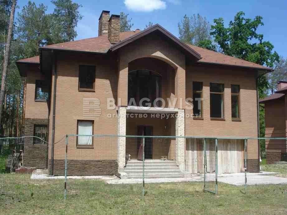 Дом Z-988845, Мощун (Киево-Святошинский) - Фото 1