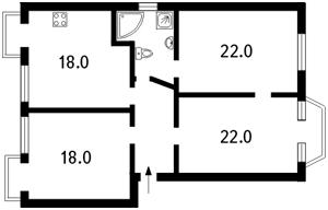 Квартира C-89573, Дарвіна, 10, Київ - Фото 3