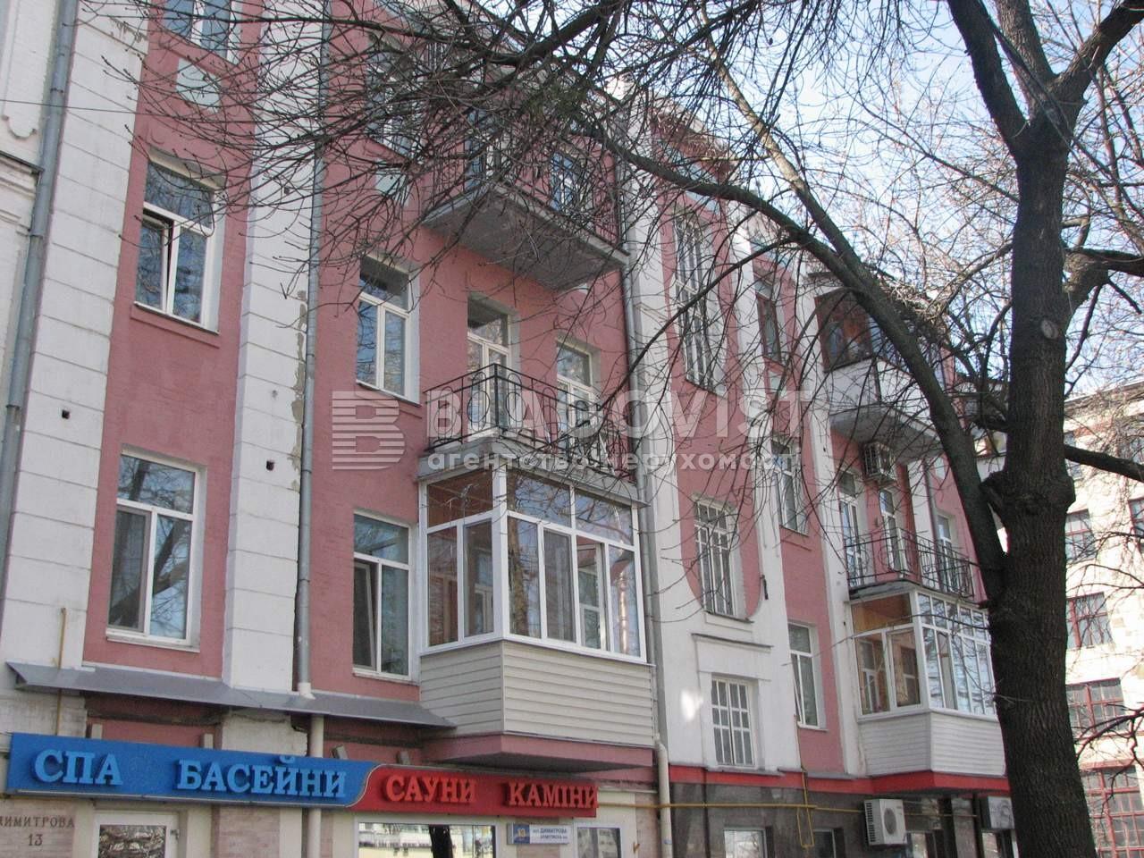 Квартира F-40619, Ділова (Димитрова), 13, Київ - Фото 1