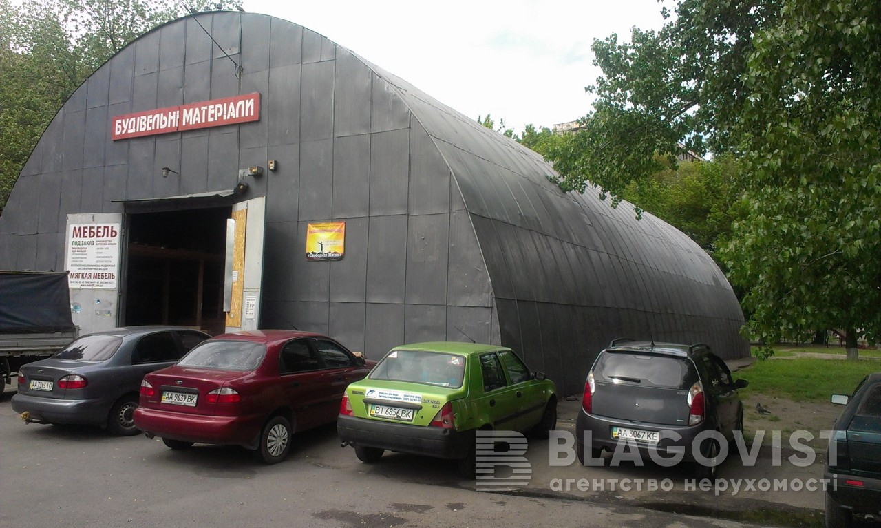 Ангар, Рокоссовского Маршала просп., Киев, H-31707 - Фото 3