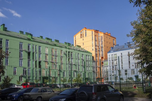 Квартира, Z-5296, 4 корпус 1