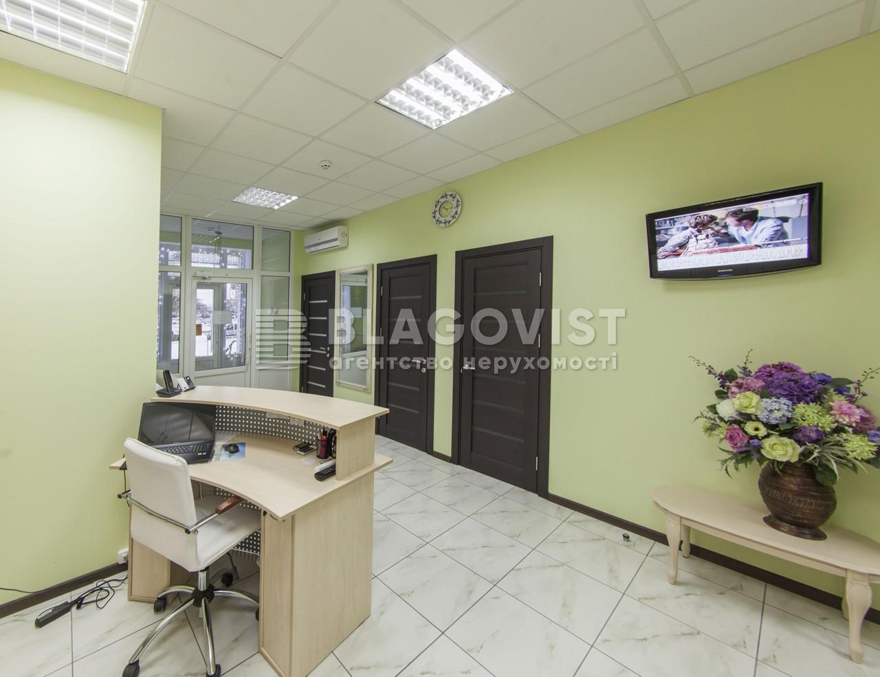 Нежилое помещение, P-17282, Ахматовой, Киев - Фото 1