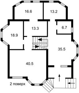 Дом Стоянка, F-38233 - Фото 3