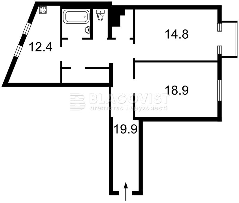 Квартира G-15691, Андреевский спуск, 2б, Киев - Фото 5