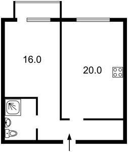 Квартира Q-3083, Петрицкого Анатолия, 15, Киев - Фото 8