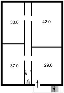 Нежилое помещение, Голосеевский проспект (40-летия Октября просп.), Киев, F-38304 - Фото2