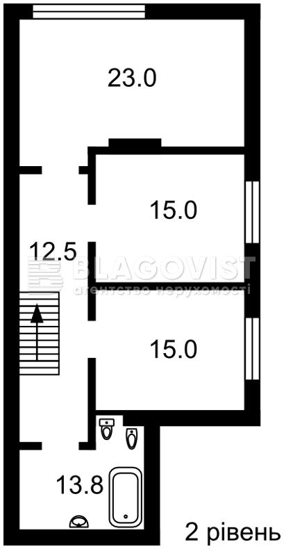 Квартира M-31234, Назаровская (Ветрова Бориса), 11, Киев - Фото 7