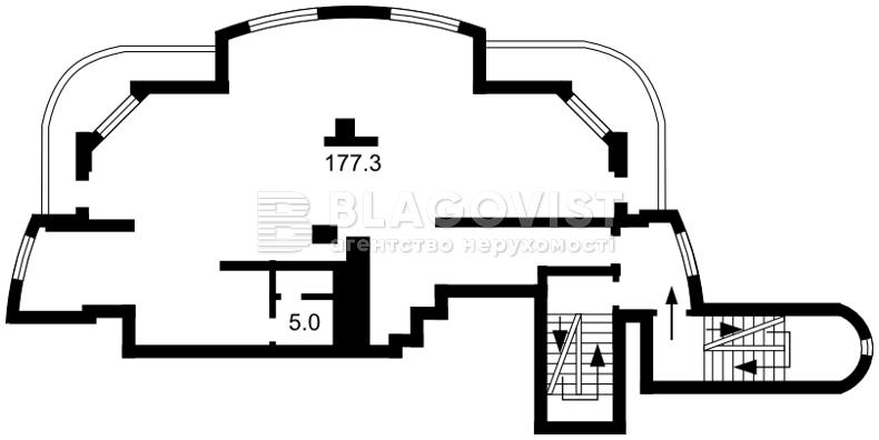 Нежилое помещение, R-6643, Старонаводницкая, Киев - Фото 4