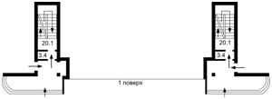 Нежилое помещение, Лобановского просп. (Краснозвездный просп.), Киев, F-38386 - Фото2