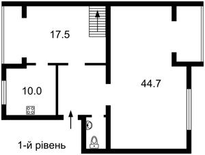 Квартира Тургеневская, 52/58, Киев, H-40165 - Фото 2