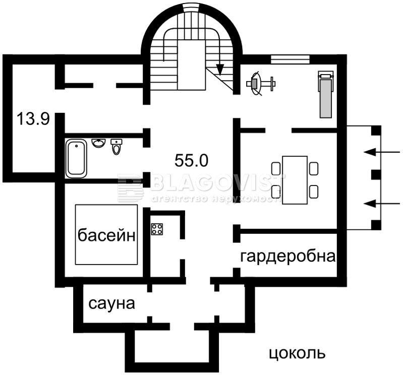 Дом M-32039, Петропавловская Борщаговка - Фото 5