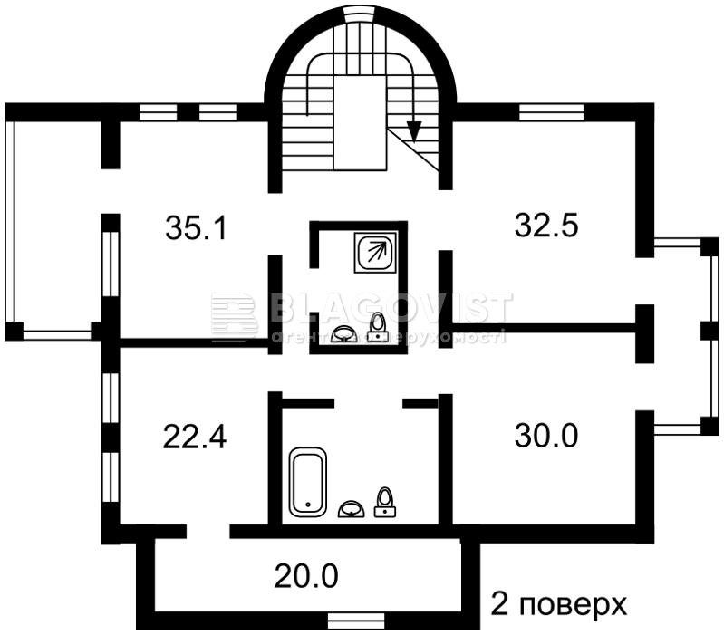 Дом M-32039, Петропавловская Борщаговка - Фото 7