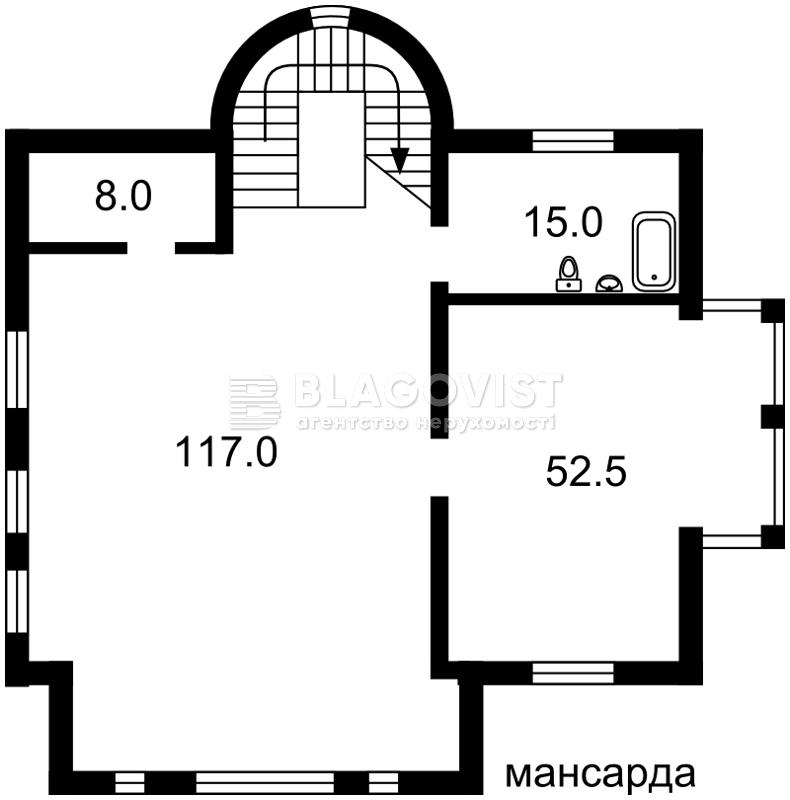 Дом M-32039, Петропавловская Борщаговка - Фото 8