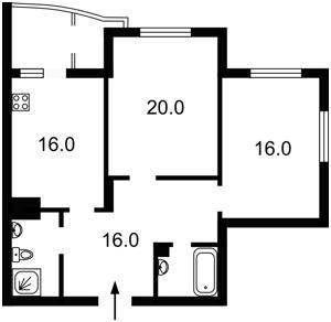 Квартира Z-192894, Львовская, 26а, Киев - Фото 4