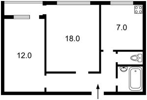 Квартира Дегтяревская, 26б, Киев, R-9355 - Фото2