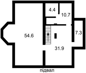 Будинок Яблунева, Гора, A-107867 - Фото2