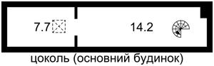Дом Щорса, Мостище, F-38625 - Фото 1