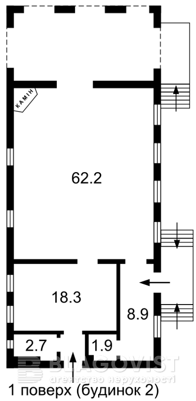 Будинок F-38625, Щорса, Мостище - Фото 6